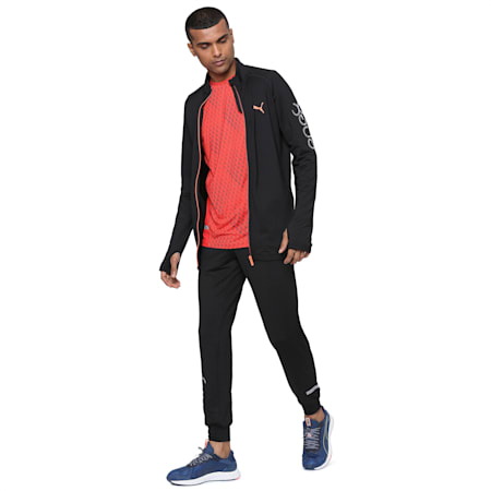 PUMA x Virat Kohli Active Men's Jacket, Puma Black, small-IND