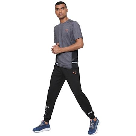 PUMA x Virat Kohli Active Men's Sweatpants, Puma Black, small-IND
