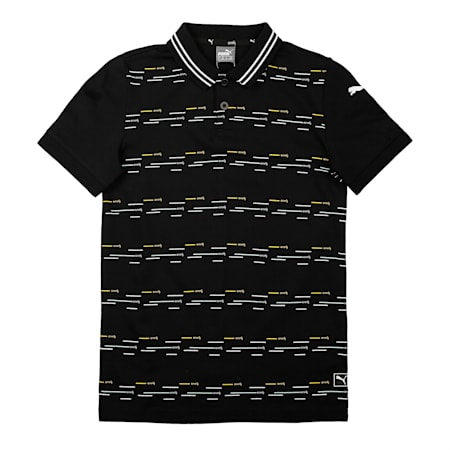PUMA x Virat Kohli Kid's Polo, Puma Black, small-IND