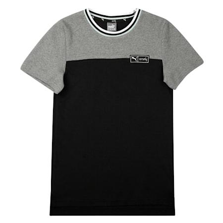 PUMA x Virat Kohli Kid's T-Shirt, Puma Black, small-IND