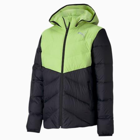 Chaqueta de plumón PackLITE para niño, Sharp Green, pequeño