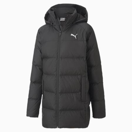 Long Down Youth Jacket, Puma Black, small