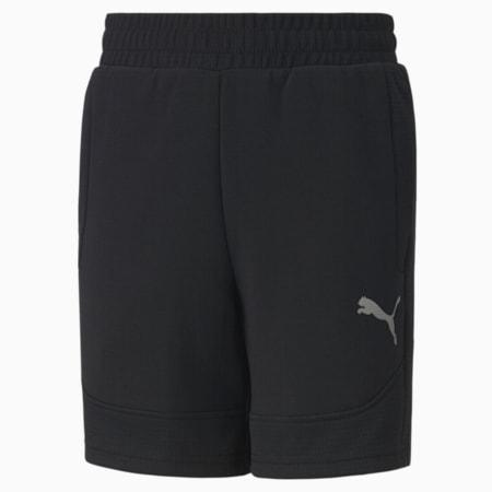 Evostripe Youth Shorts, Puma Black, small-GBR