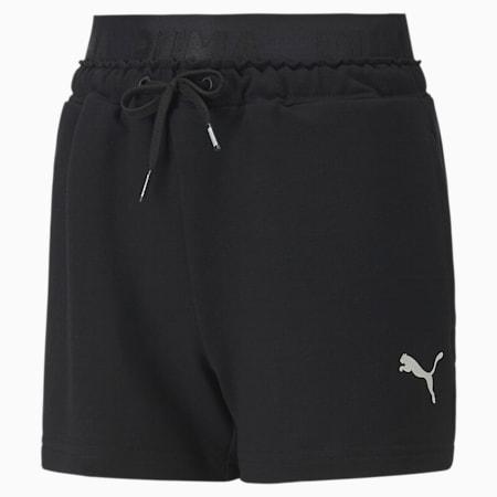 Modern Sports Youth Shorts, Puma Black, small-SEA