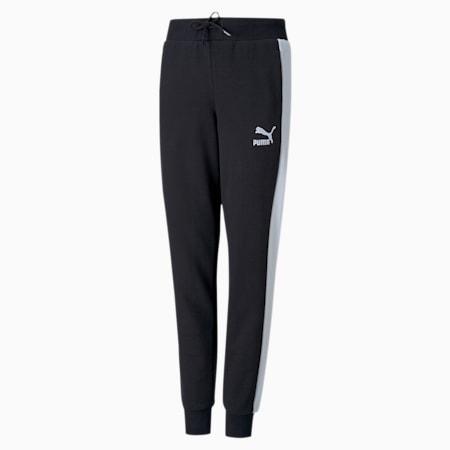 Classics T7 Kid's Sweatpants, Puma Black, small-IND
