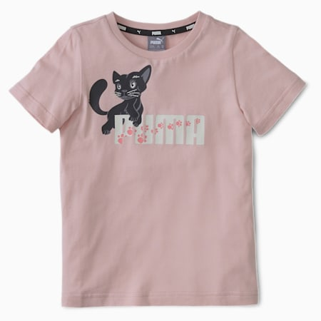 Animals Kids' Tee, Peachskin, small-SEA