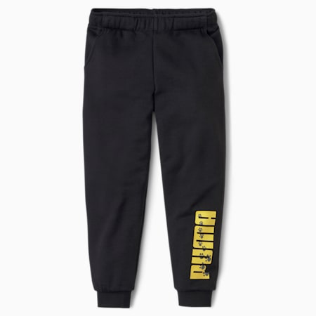 Animals Kids' Sweatpants, Puma Black, small