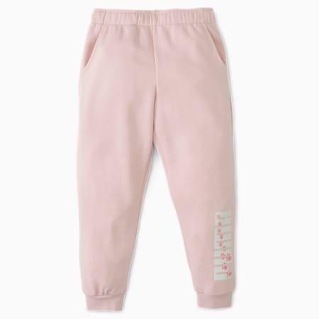 Animals Kids' Sweatpants, Peachskin, small-SEA