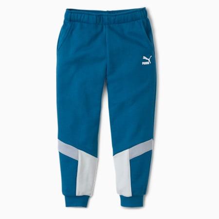 Animals MCS Kids' Sweatpants, Digi-blue, small