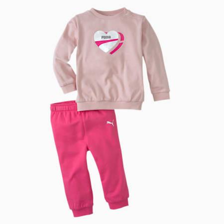 Minicats Alpha joggingbroek voor baby's, Peachskin, small