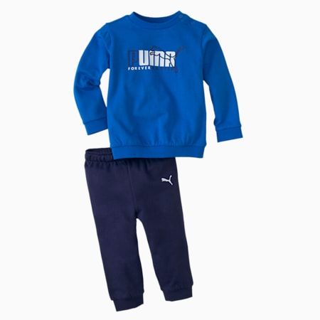 Minicats Alpha Baby Jogginganzug, Puma Royal, small
