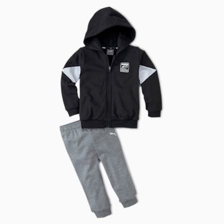Minicats Rebel Baby Jogginganzug, Puma Black, small