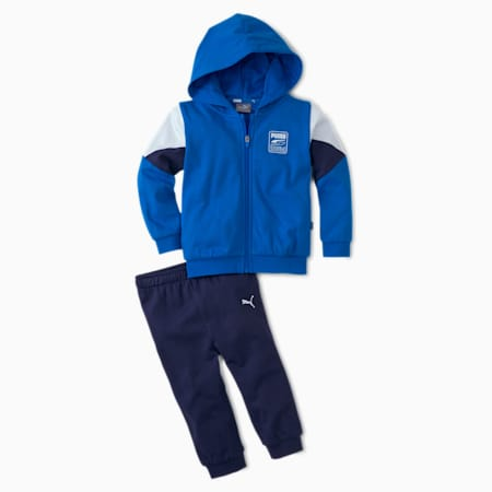 Minicats Rebel Babies' Jogger, Puma Royal, small