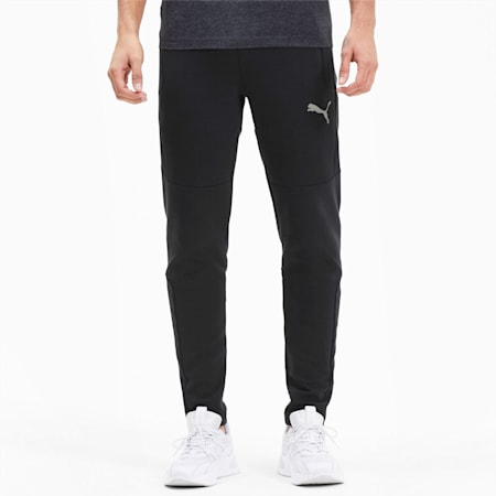 Pantalones Evostripe para hombres, Puma Black, pequeño