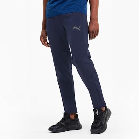 Pantaloni Evostripe uomo, Peacoat, small