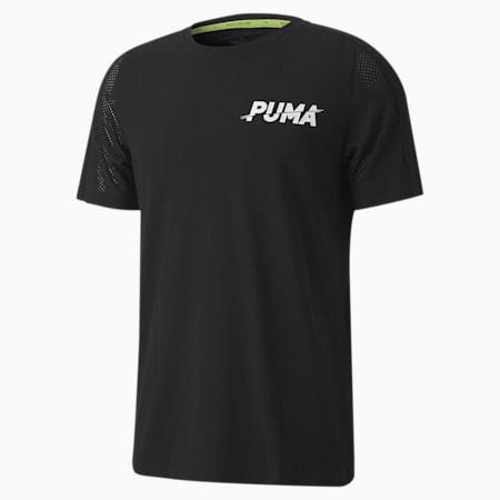 Modern Sports Men's Tee, Puma Black, small-SEA