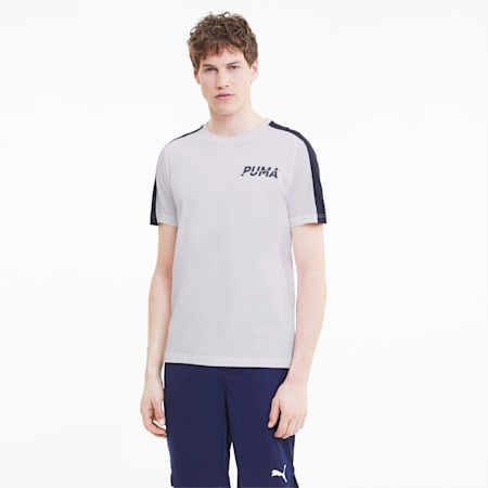 Modern Sports Men's Tee, Puma White, small
