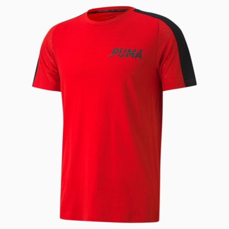 Modern Sports Men's Tee, High Risk Red, small-SEA