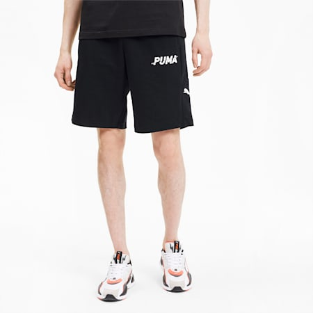 Modern Sports Herren Shorts, Puma Black, small