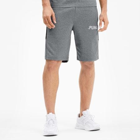 Modern Sports Men's Shorts, Medium Gray Heather, small