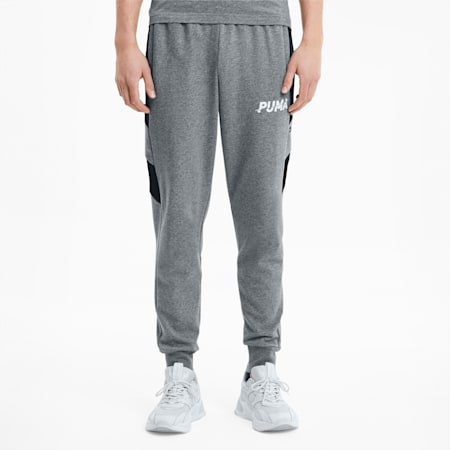 Pantaloni da tuta da uomo Modern Sports, Medium Gray Heather, small