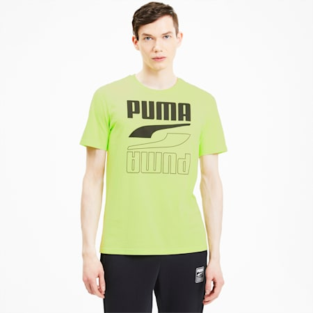 T-Shirt Rebel pour homme, Sharp Green, small