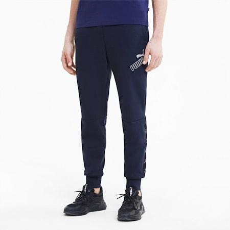 Amplified Men's Pants, Peacoat, small