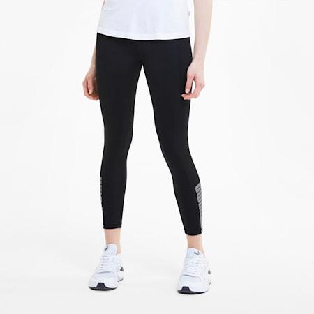 Evostripe High Waist 7/8 Women's Leggings, Puma Black, small-SEA