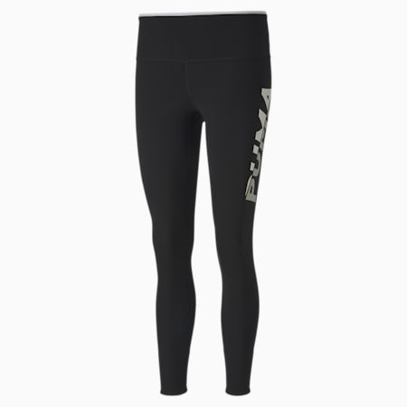 Leggings 7/8 Modern Sports para mujer, Puma Black-Puma White, pequeño