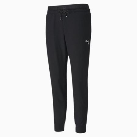 Modern Sports Women's Track Pants, Puma Black, small-SEA