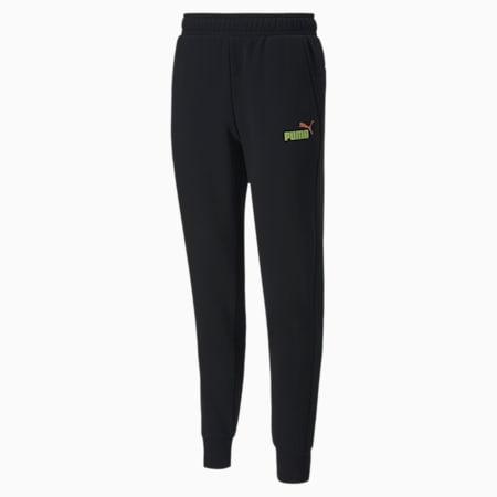 Essentials Men's Sweatpants, Puma Black, small-SEA