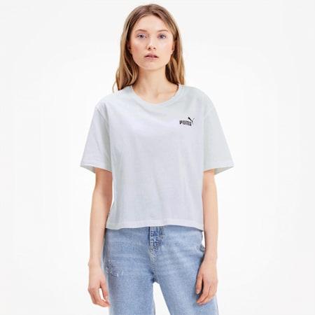 Camiseta para mujer Amplified, Puma White, small