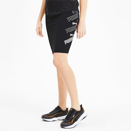 Amplified Women's Skirt, Puma Black, small