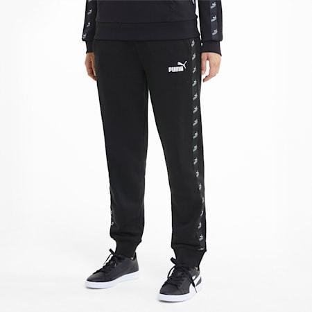 Amplified Women's Track Pants, Puma Black, small