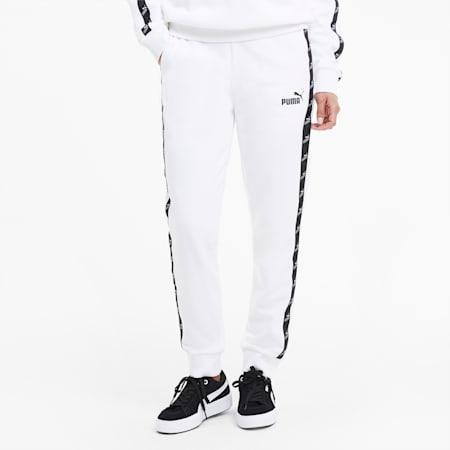 Amplified Women's Track Pants, Puma White, small