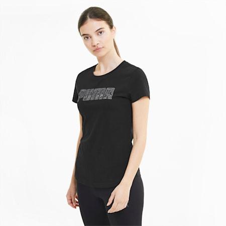 T-Shirt KA pour femme, Puma Black, small