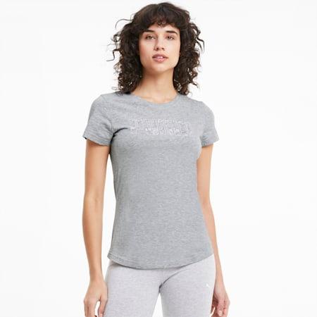 Damska koszulka KA, Light Gray Heather, small