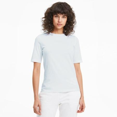 Modern Short Sleeve Women's Tee, Puma White, small-SEA
