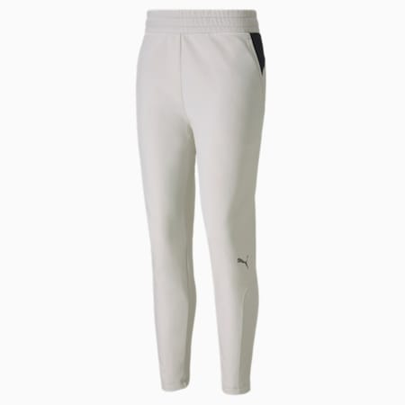 Evostripe dryCELL Women's Sweatpants, Vaporous Gray, small-IND