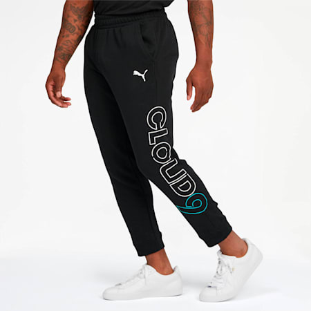 PUMA x CLOUD9 Simulation Men's Joggers, Puma Black, small