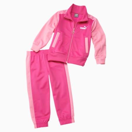 Baby Trainingsanzug, Raspberry Rose-Sachet Pink, small