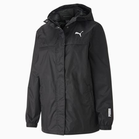 Women's Rain Jacket, Puma Black, small