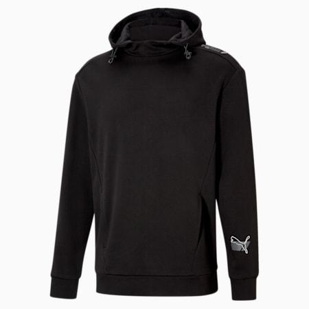 Sudadera con capucha RAD/CAL para hombre, Puma Black, pequeño