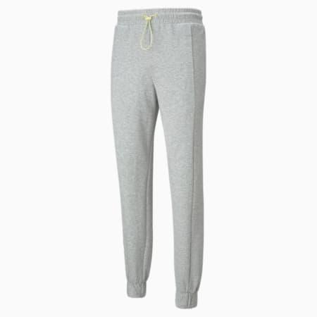 RAD/CAL Men's Pants, Light Gray Heather, small-IND