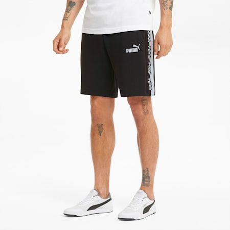 Amplified Herren Shorts, Puma Black, small