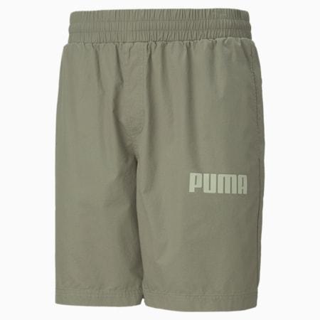 Modern Basics Men's Shorts, Vetiver, small-IND