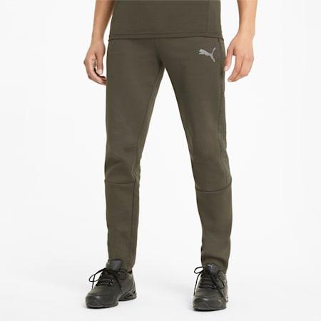 Evostripe Men's Pants, Forest Night, small
