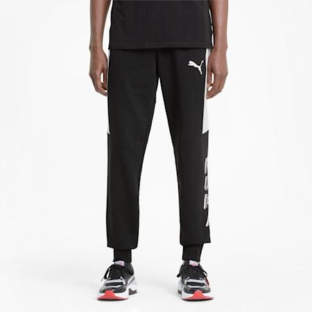 Modern Sports Men's Sweatpants, Puma Black, small