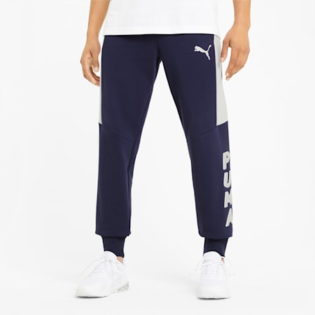 Modern Sports Men's Sweatpants, Peacoat, small