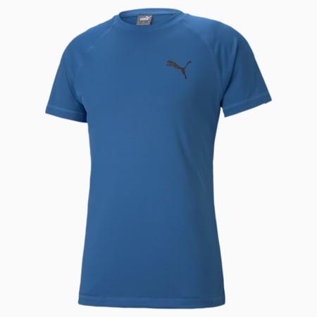 RTG Slim Fit Men's T-shirt, Star Sapphire, small-IND